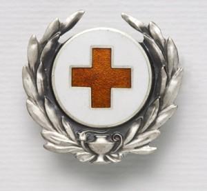 Förtjänstmärke - Röda korsets sjuksköterskor