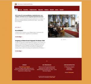 www.rksf.se - ny webbplats